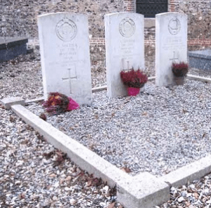 tombe militaire P